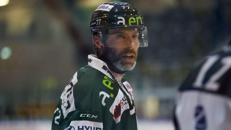 EHCO-Verteidiger Philipp Rytz.