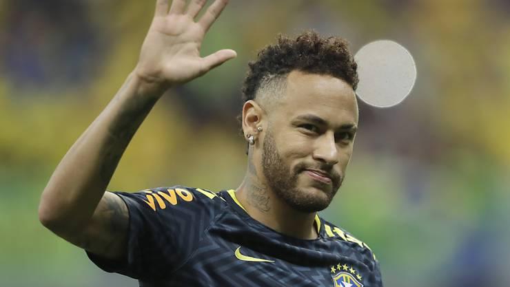 "Sagt Neymar in Paris bald einmal ""tschüss""?"