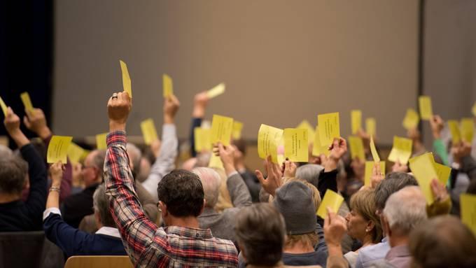 Die Rünenberger stimmten dem Projekt an der Gemeindeversammlung zu (Symbolbild).