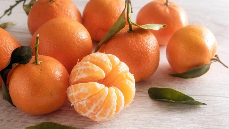 Die orangen Vitaminbomben erfreuen sich grosser Beliebtheit.