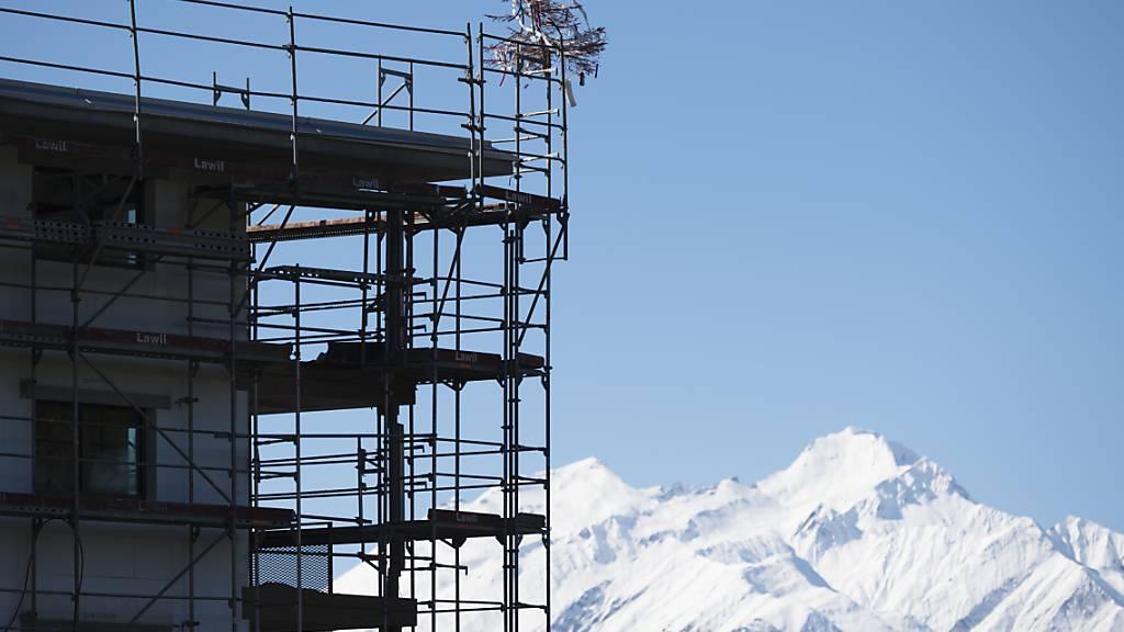 Verbände drohen Bündner Baufirmen mit Ausschlussverfahren