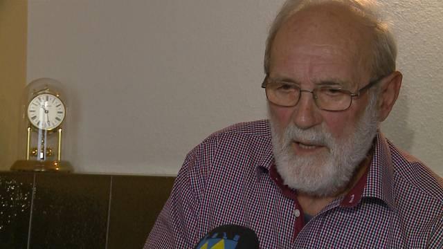 «Ich hoffe, dass ich eine Antwort bekomme»: Werner Erni versuchte auf verschiedenen Wegen, sich zu entschuldigen.