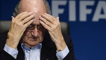 Sepp Blatter gegen Veröffentlichung des Untersuchungsberichtes