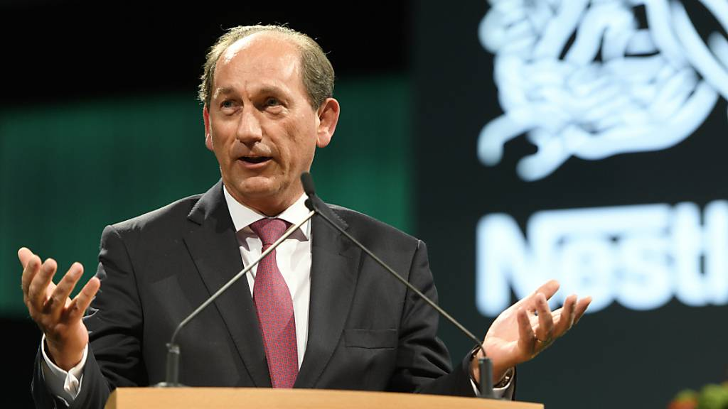 Nestlé-Verwaltungsratspräsident Paul Bulcke strebt bis 2050 ein Ziel von netto null bei den Klimagasen an. (Archivbild)