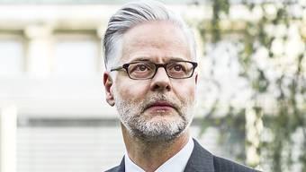 Kunst- und Architekturhistoriker Reto Nussbaumer.