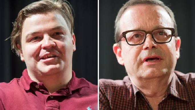 Lucius Mathys und Urs Rey (beide parteilos) sind neu in den Freienwiler Gemeinderat gewählt worden.