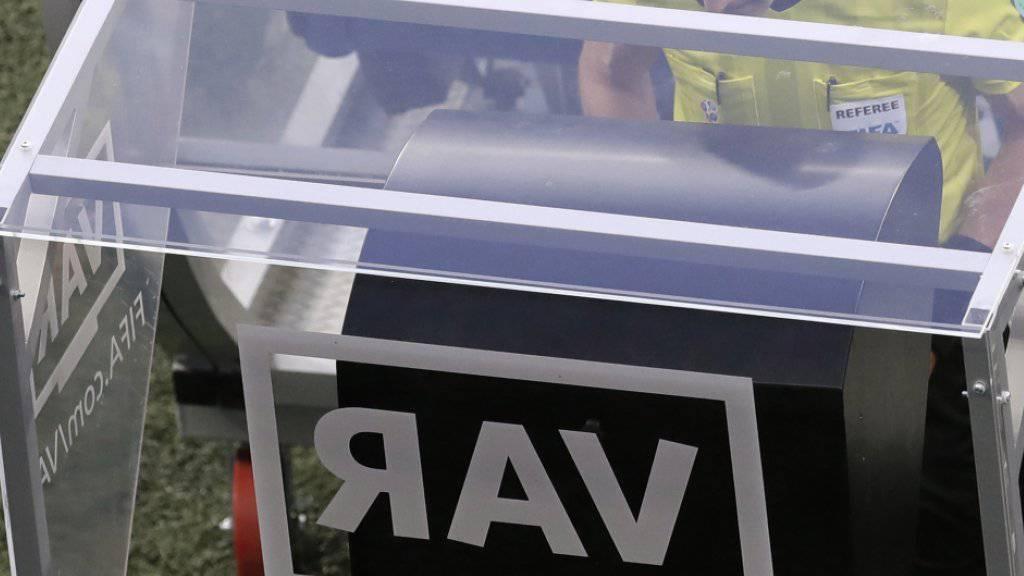 Der VAR wird auch in Englands Premier League eingeführt
