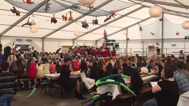 Jugendfest in Othmarsingen