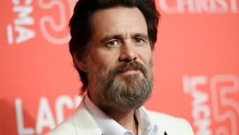 Jim Carrey: Mit seinen Medikamenten brachte sich Cathriona White um - vier Tage nach der Trennung der beiden (Archiv).