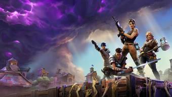 Mit über 200 Millionen Spielern ist «Fortnite» eines der beliebtesten Games.