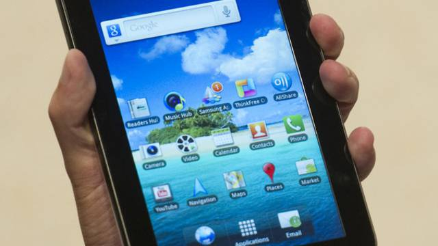 Galaxy Tab von Samsung