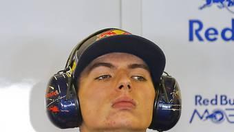 Verstappen wird als 17-Jähriger für Toro Rosso sein GP-Debüt geben