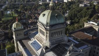 Die Stärke unserer schweizerischen Konkordanzregierung war, thematisch nicht immer gleicher Meinung, aber im Verständnis unseres Staatswesens einig zu sein. (Archiv)