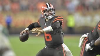 Führte Cleveland zur grossen Wende: Rookie-Quarterback Baker Mayfield