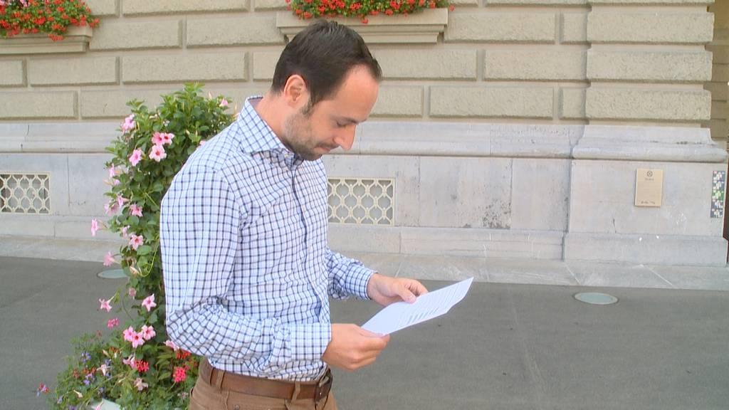 FDP-Vizepräsident Wasserfallen tritt zurück