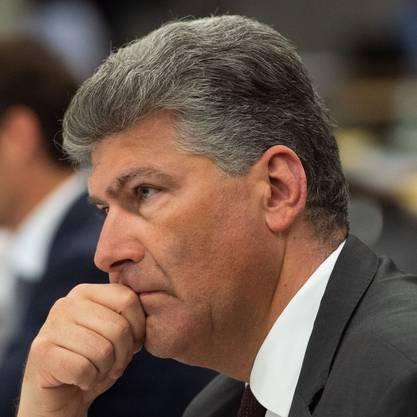 Boris Tschirky, , Gemeindepräsident von Gaiserwald.