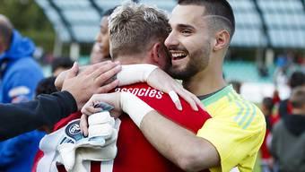 Stade Lausanne-Ouchy trifft nach seinem Coup im Cup gegen Sion nun auf den FC Zürich
