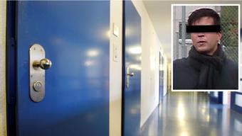 Thomas N. wurde in die psychiatrische Abteilung der Justizvollzugsanstalt Pöschwies verlegt.