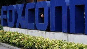 Apple-Zulieferer Foxconn plant größten Börsengang in China seit drei Jahren. (Archiv)