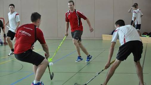 Die Junioren von Unihockey Basel Regio erwiesen sich als sehr erfolgreich.