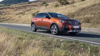 Peugeot 3008 (2017)