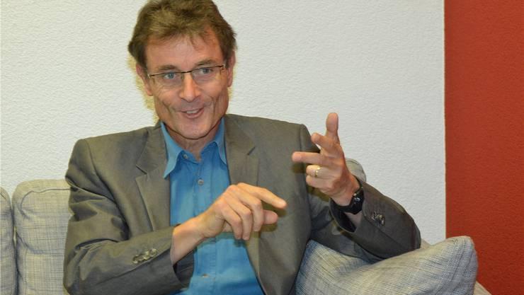 «Die bürgerliche Mehrheit und die Regierung sind von der Wika abhängig.» So Martin Rüegg, SP-Landrat.