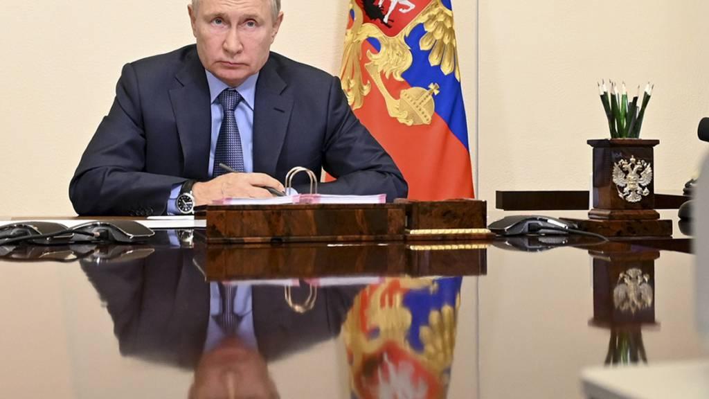 Russland feiert 325 Jahre Kriegsmarine - Putin betont Schlagkraft