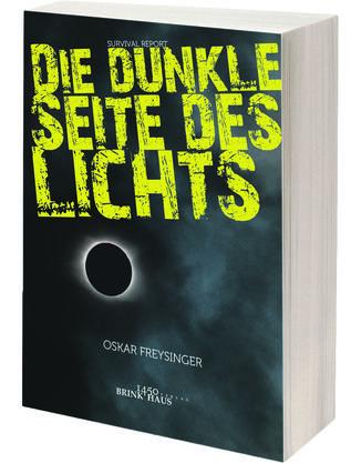 Ein Thriller mit Gedichten: Oskar Freysingers Buch erscheint im Brinkhaus-Verlag.