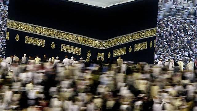 Pilgerziel: Mekka (Archiv)