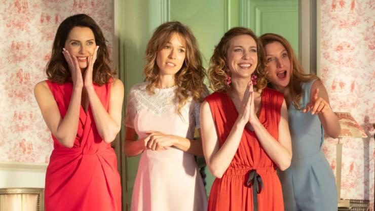 """Die Komödie """"Qu'est-Ce Qu'on A Encore Fait Au Bon Dieu"""" hat am Wochenende vom 4. bis 7. April 2019 in der Deutschschweizer Kinos am meisten Besucher angelockt. (Archiv)"""
