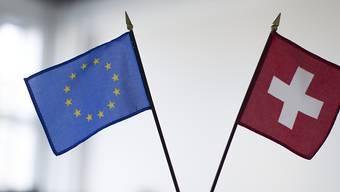 Das Schweizer Stimmvolk stimmt am 17. Mai über die Begrenzungs-Initiative ab.