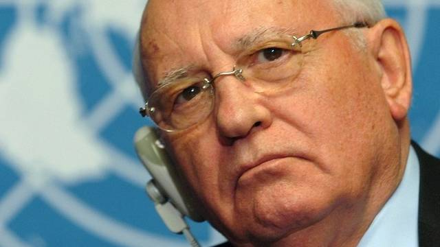 Michail Gorbatschow ist nicht überrascht über Putins Rückkehr (Archiv)