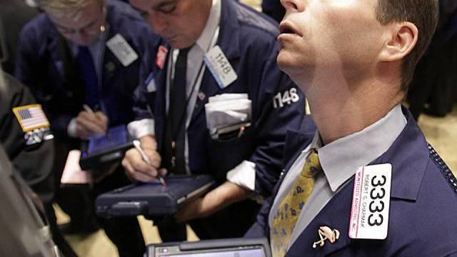 US-Aktienmärkte mit leichten Verlusten