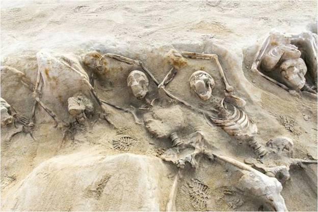 Die Skelette von Phaleron – stille Zeugen einer gescheiterten Revolte?