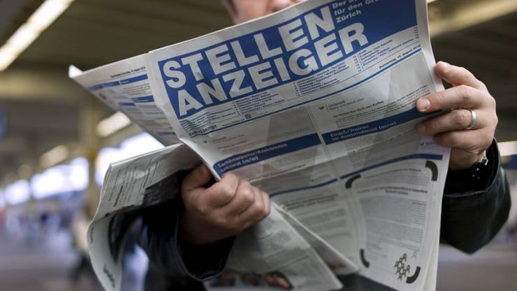 Die Arbeitslosenquote in beiden Basel war im November stabil.