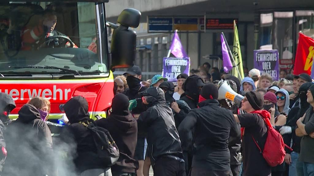 «Marsch fürs Läbe»: Auch im nächsten Jahr nur stehende Kundgebung erlaubt