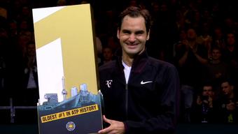 Roger Federer vs. Robin Haase