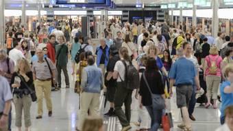Die Schweiz ist bei Angestellten aus der EU so beliebt wie noch nie.