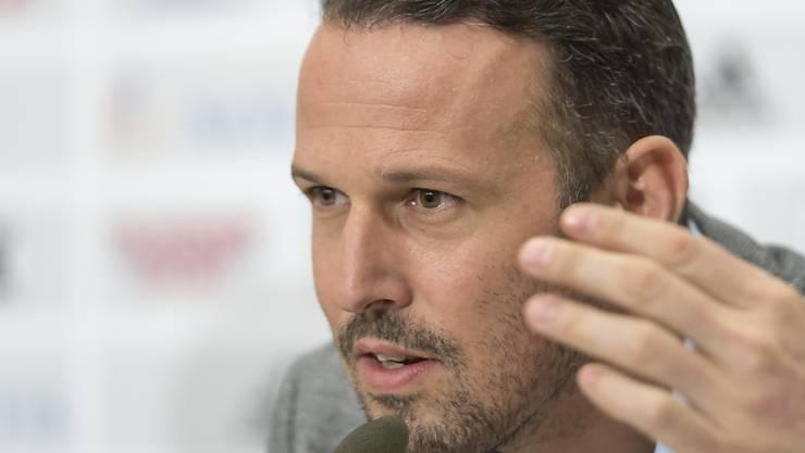 FCB-Sportchef Marco Streller