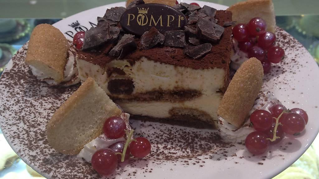 Heute muss es Tiramisu sein: Italien ist stolz auf seinen Nachtisch
