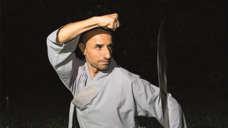 Kung Fu ist für ihn zu einer Lebensphilosophie geworden: Salvi Ferrara.