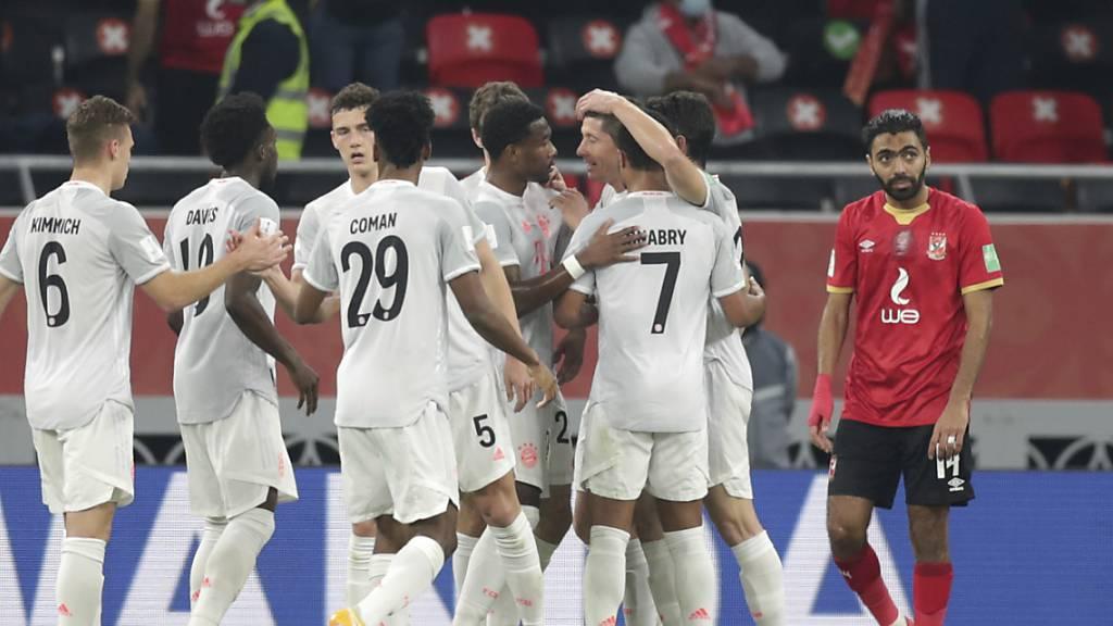 Bayern München im Final – Lewandowski trifft zweimal