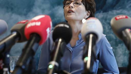 Grünen-Präsidentin will Sitz von Bundesrat Cassis angreifen