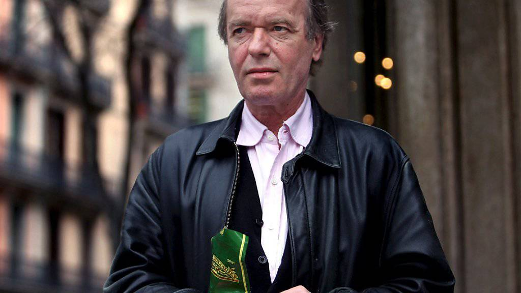 Der britische Autor Martin Amis ist der Meinung, dass Sex, Religion und Träume Themen sind, die die Literatur meiden sollte. (Archivbild)