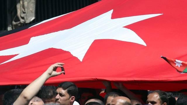 Proteste in der jordanischen Hauptstadt Amman