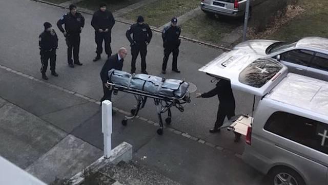 Die beiden Opfer von Hausen wurden mit dem Messer getötet