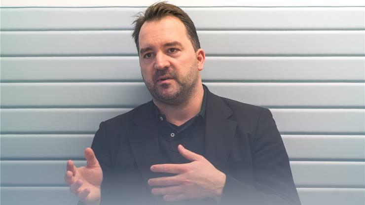 Wenn Medien in Deutschland Fragen zur Digitalisierung haben, stellen Sie diese oftmals Stephan Humer.