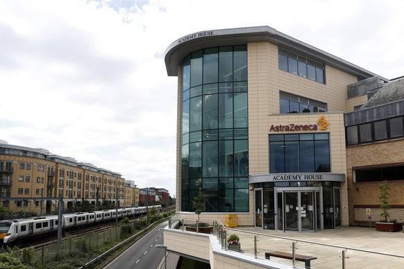 Das «Academy House» von AstraZeneca. (Bild: Keystone)