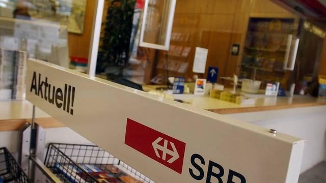 SBB-Kunden werden für Beratung zur Kasse gebeten (Archiv)