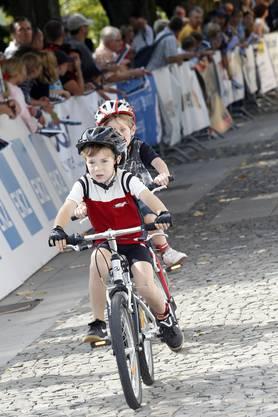 Das Kidscross zog im letzten Jahr bereits knapp 100 Kinder an